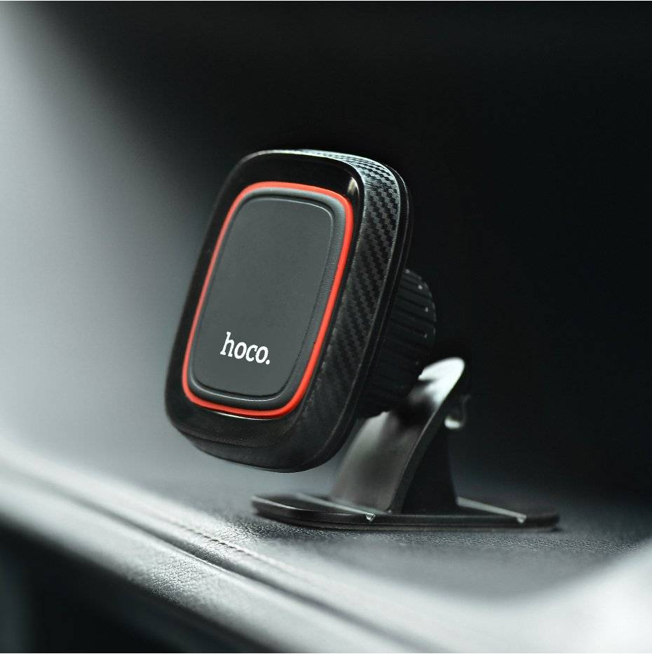Compact Magnetic Car Dashboard Phone Holder