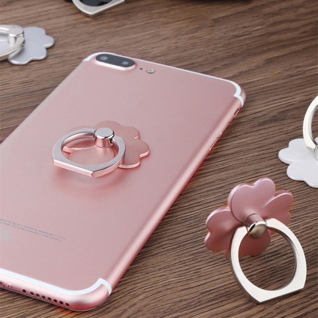 Circular Ring Holder for Smartphones