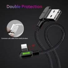 Fast Charging Android and iPhone USB Cable
