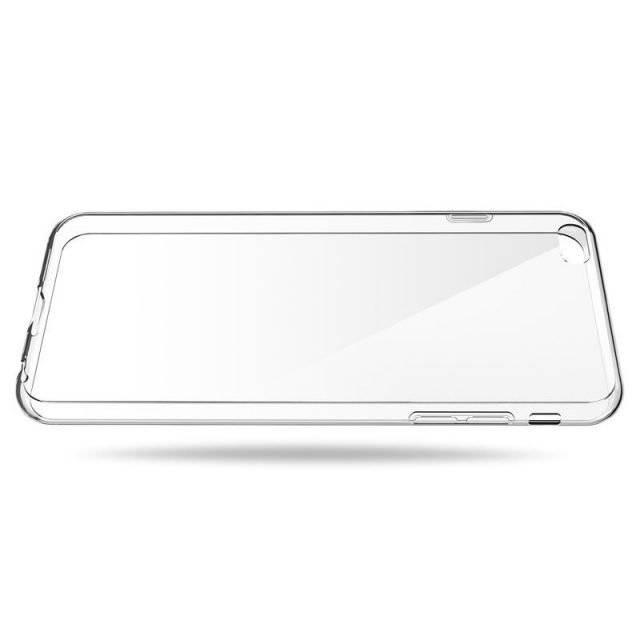 Soft Transpaternt iPhone Case