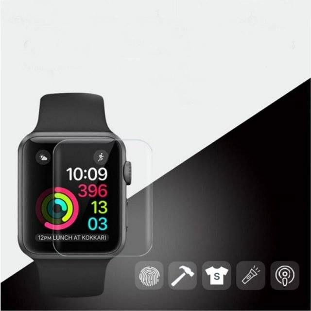 TPU Screen Protectors for Apple Watch