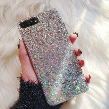 Glittery Silicone Cases for iPhones