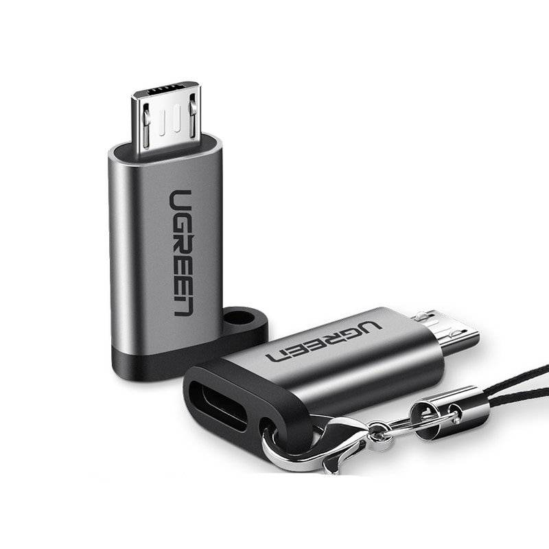 Universal Phone Micro USB to Type-C Adapter