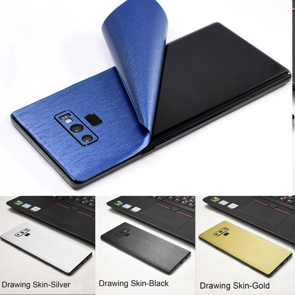 Protective PVC Sticker for Samsung Galaxy