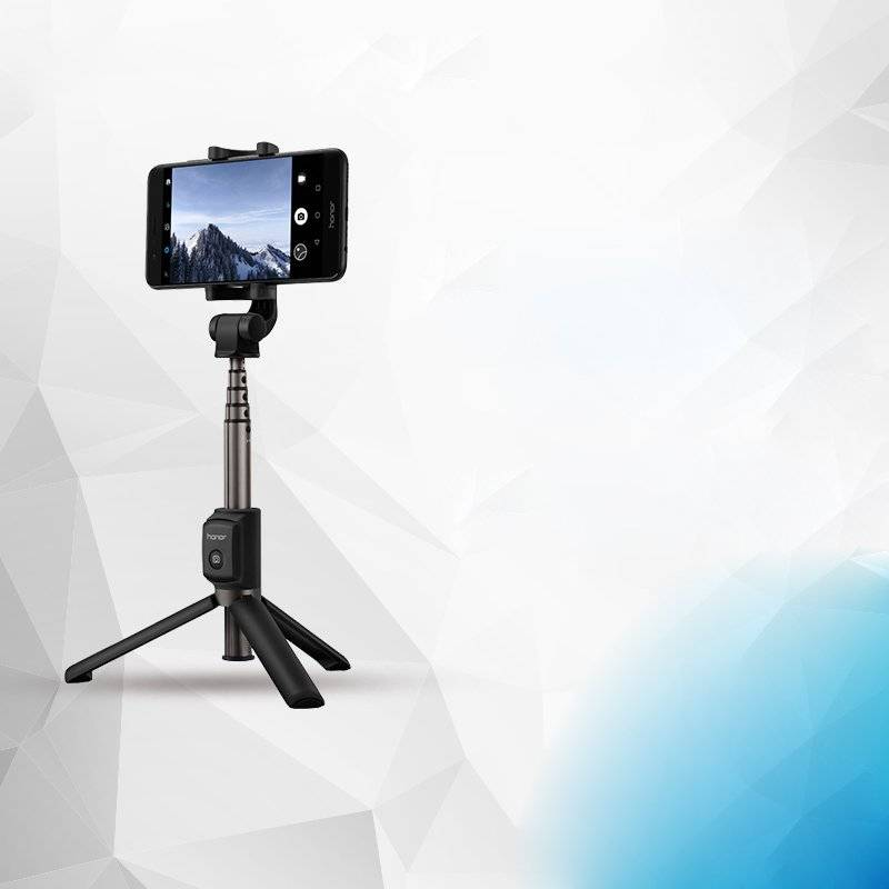 Wireless Bluetooth Telescopic Selfie Stick