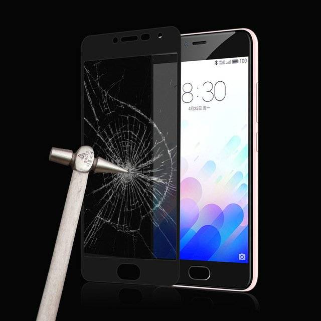 Tempered Glass Screen for Meizu