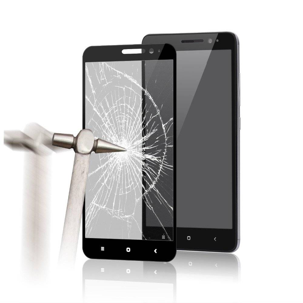 Full Cover Tempered Glass For Xiaomi