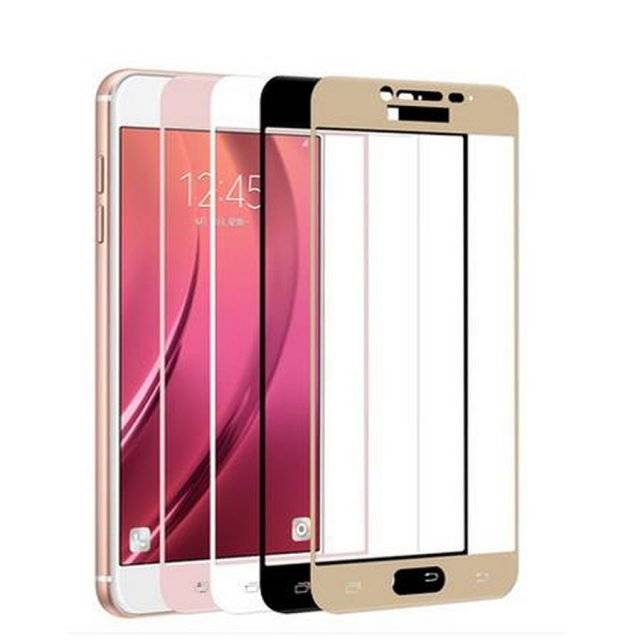 Full Cover Tempered Glass For Samsung