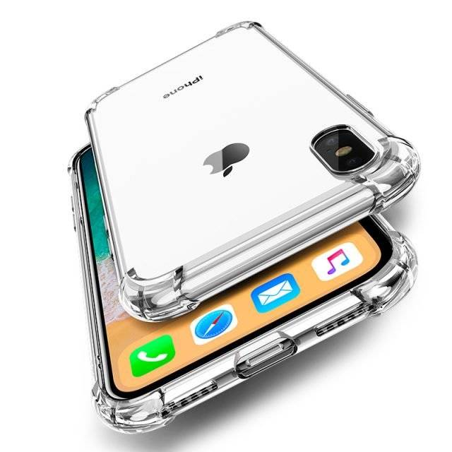 Shockproof Soft Phone Case for iPhone