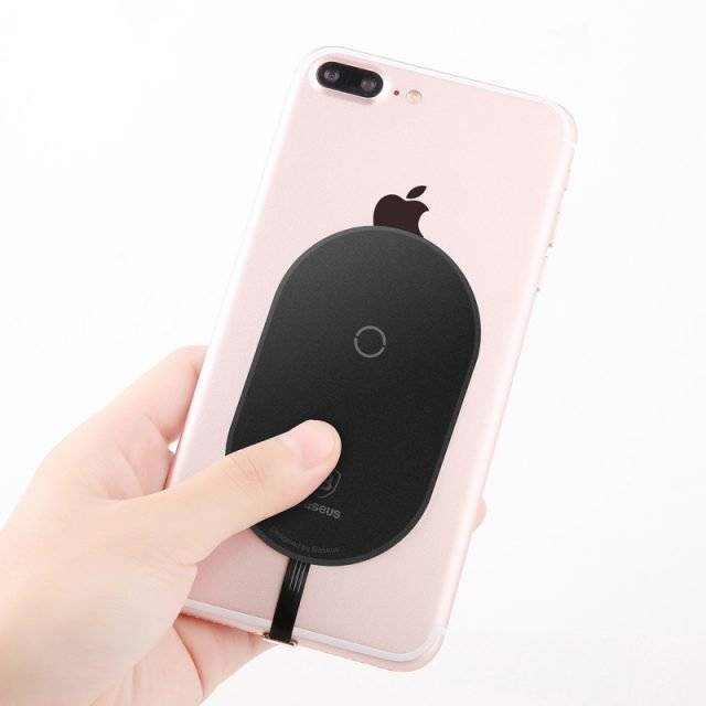 Wireless Qi Charger for Android and Apple Phones