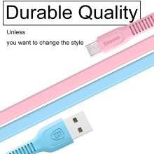Colorful Micro USB Cable 25-200 cm