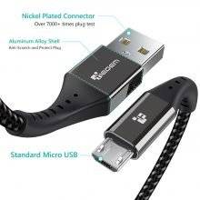 Standard Micro USB Cable for Mobile Phone