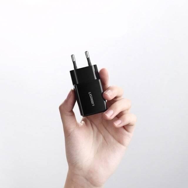 Compact USB Wall Charger