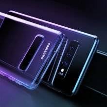 Transparent Case for Samsung Phone