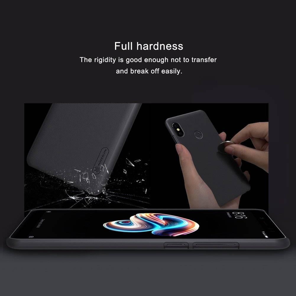 PC Hard Phone Case for Xiaomi Redmi Note 5 Pro