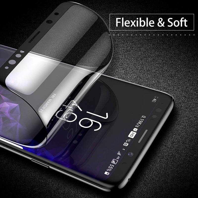 Full Coverage Screen Protector for Samsung