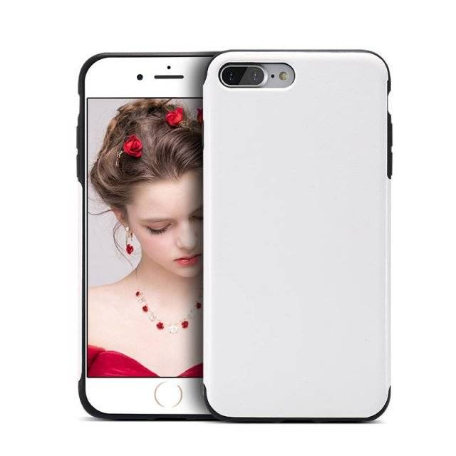 Vintage Anti-Knock PU Leather Phone Case