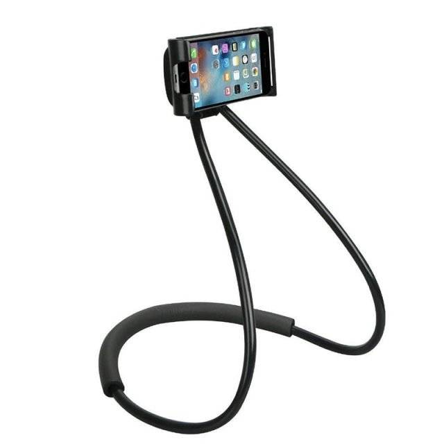 Flexible Neck and Table Phone Holder