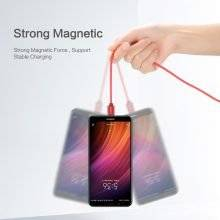 Magnetic Design Micro USB Charging Cable