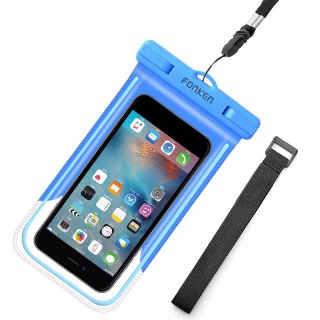 Luminous Waterproof Case for Phone