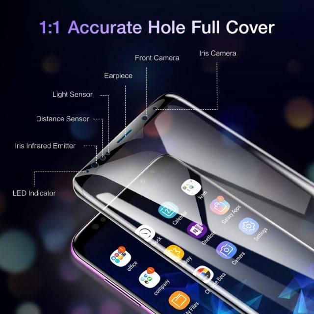 Flexible Design Screen Protector for Samsung