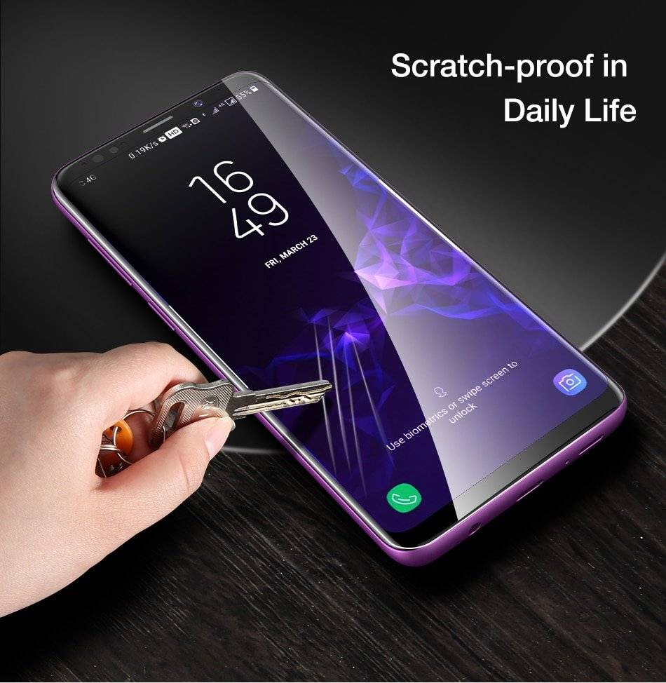 Flexible Design Screen Protector for Samsung
