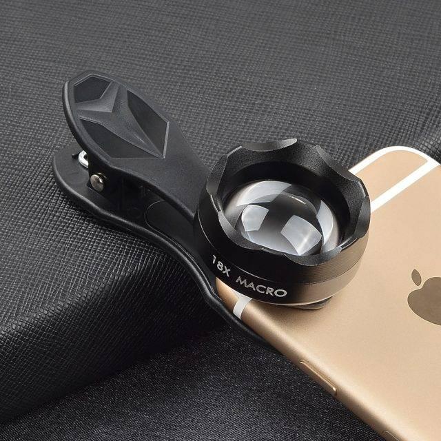 18X Phone Macro Lens