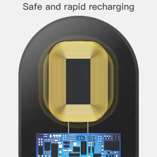 Wireless Charging Receiver for Mobile Phones
