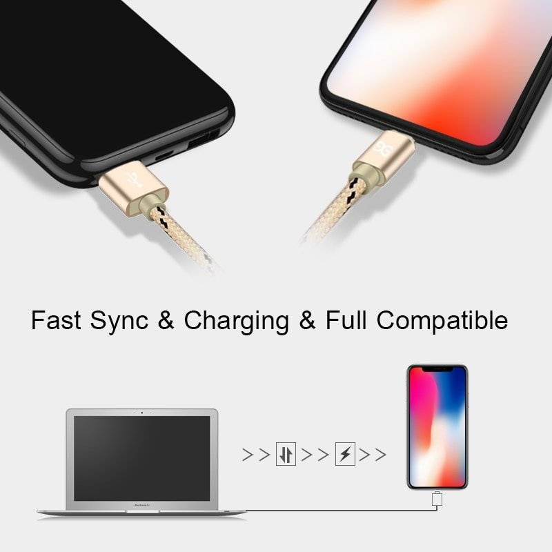 Super Fast Micro USB Cable Charger