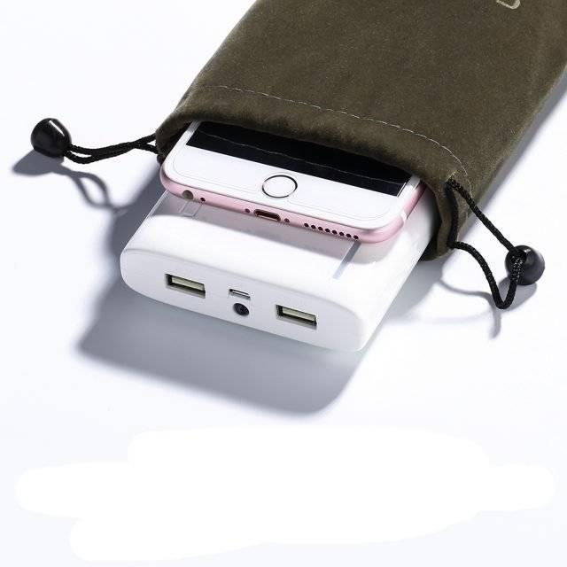 Universal Phone and Power Bank Bag