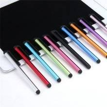 Universal Accurate Capacitive Metal Stylus Pens Set Colors: Multicolor
