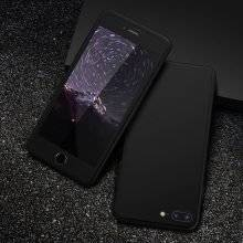 Full Cover Hard Plastic Case for iPhone