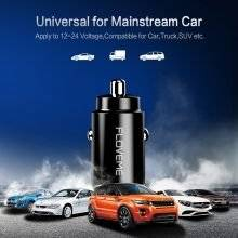 Mini Design Dual USB Car Charger