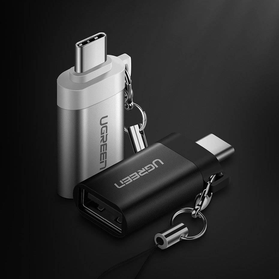 USB to Type-C OTG Adapter