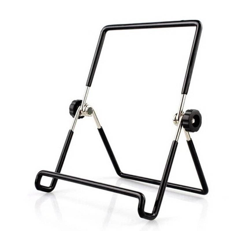 Adjustable Desktop Stand for Smartphones and Tablet Computers