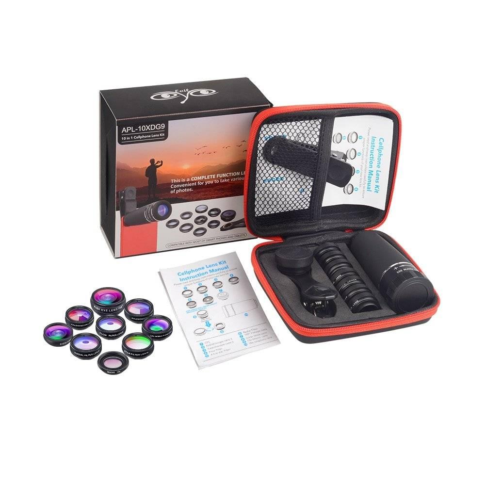 Large Universal Phone Lenses Kit