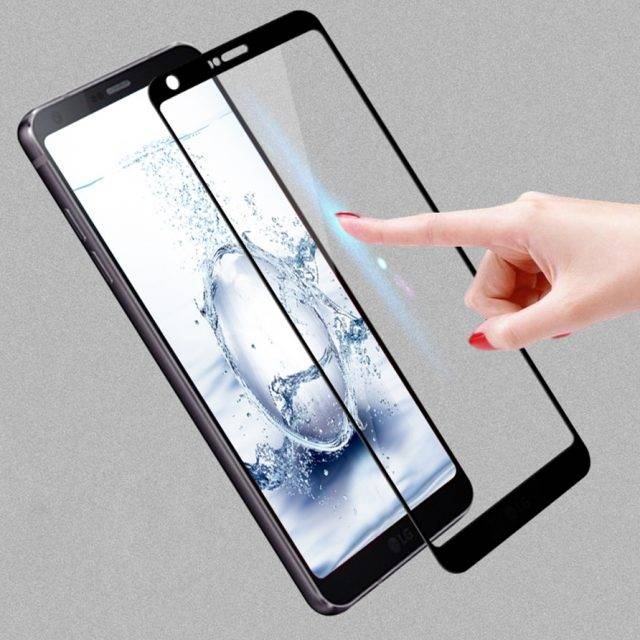 Ultrathin Scratchproof Toughened Transparent Screen Protector for LG