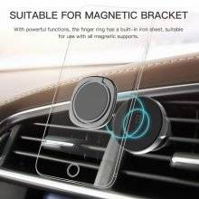 Ring Rotating Magnetic Phone Holder