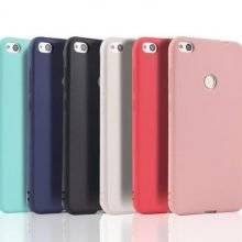 Protective Matte Soft Phone Case for Xiaomi