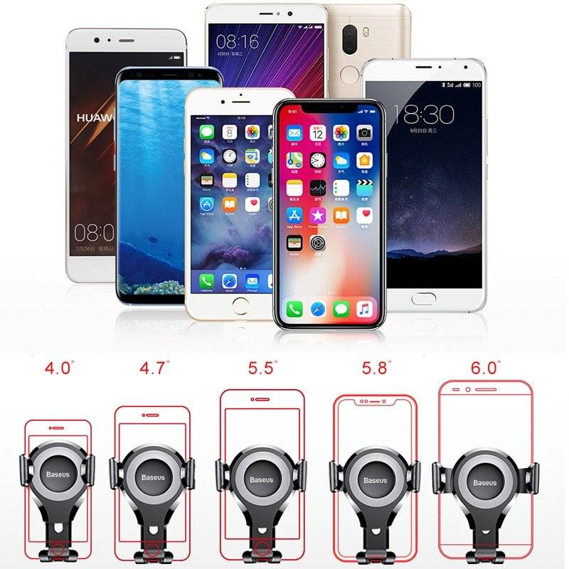 Smartphone Holder with Suction Cup Installation