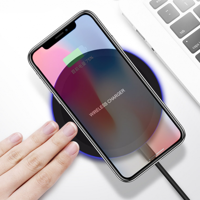 Wireless Qi Charger Pad for Smartphones