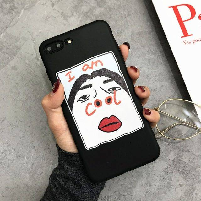Expression Phone Case for iPhone
