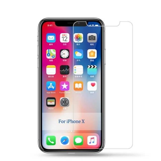 Ultra Thin Tempered Glass for iPhone