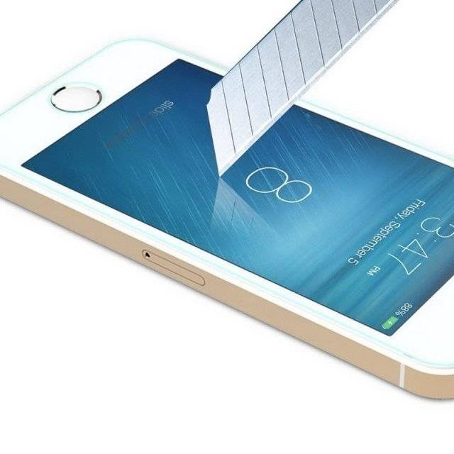 Shockproof Screen Protector Glass for iPhone