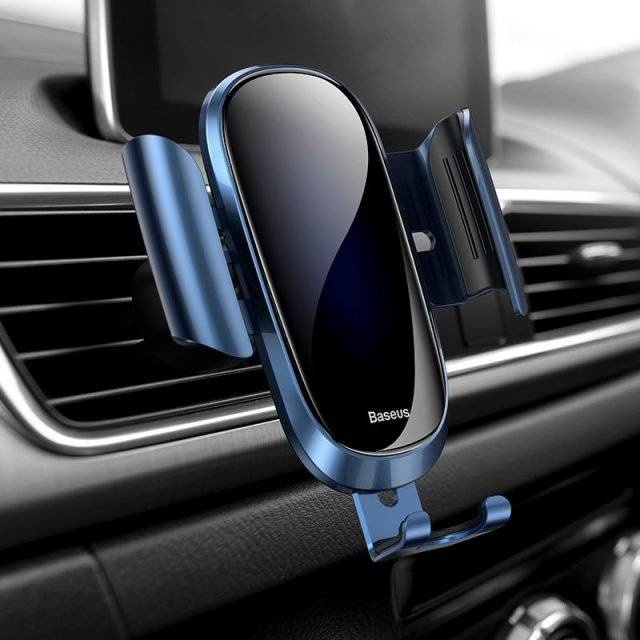 Metal Car Phone Holder