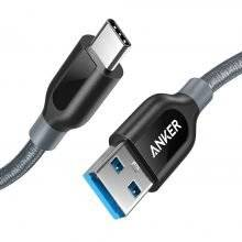 Fast USB 3.0 to Type-C Data Cable