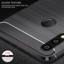 Minimalistic Carbon Armor Case for Huawei