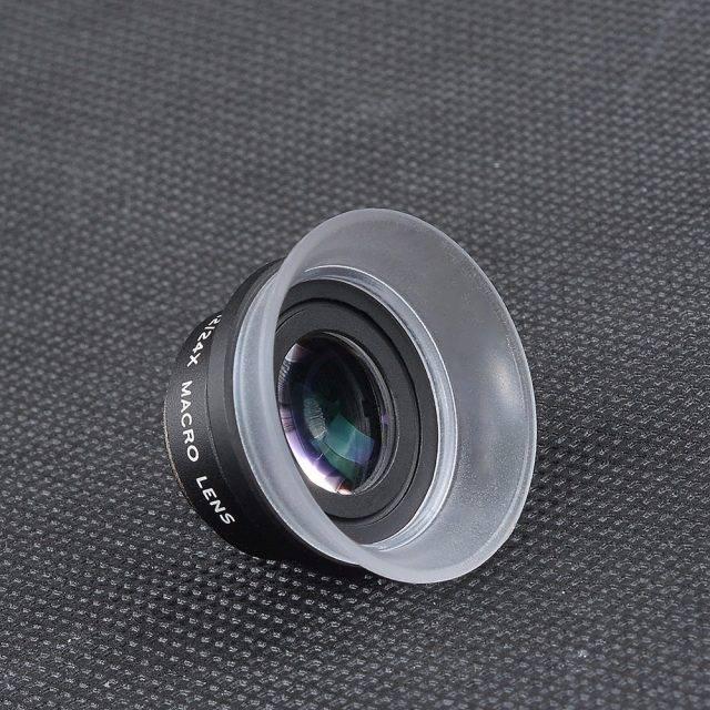 Universal Super Macro Phone Lenses Kit with Hood