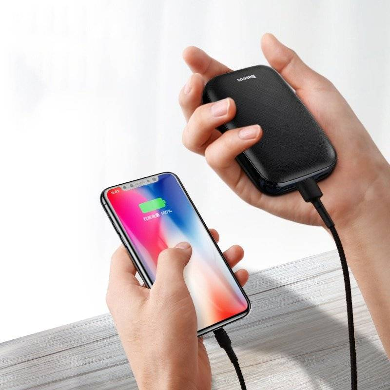 Mini Power Bank for iPhone