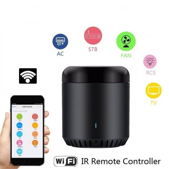Original Intelligent WiFi/IR/4G Remote Controller for Phone Smart